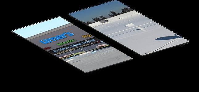 SRM Roofing Job in Bakersfield