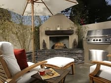 Backyard Stucco Project
